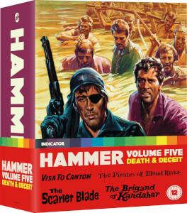 Hammer Volume Five: Death & Deceit - Limited Edition