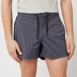 Orlebar Brown Men's Setter Sport Drawcord Swim Shorts - Ebony/Black