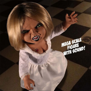 Mezco Seed of Chucky Tiffany MDS Mega Scale Doll with Sound