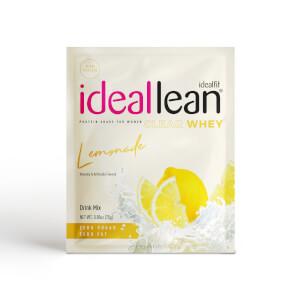 IdealFit Clear Whey Protein - Lemonade - Sample
