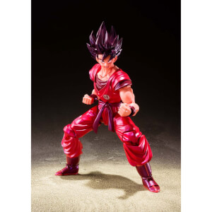 Bandai Tamashii Nations Dragon Ball Z S.H. Figuarts Action Figure Son Goku Kaioken 14 cm