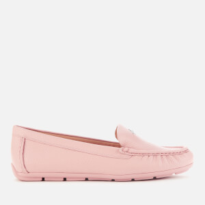 Coach Women's Marley Leather Driver Shoes - Blossom