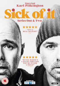 Sick of It - Series 1 & 2