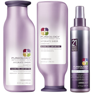 Pureology Hydrate Sheer Trio