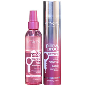 Redken Pillowproof Blow Dry Primer and Extender Duo