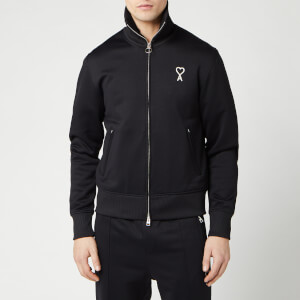 AMI Men's Technical Sweatshirt - Noir