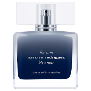 Narciso Rodriguez For Him Bleu Noir Extreme Eau de Toilette (Various Sizes)