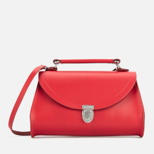 The Cambridge Satchel Company Women's Mini Poppy Bag - Red Berry