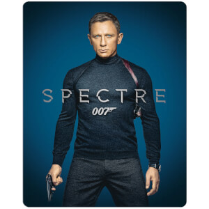 Exclusivité Zavvi : Steelbook Spectre - 4K Ultra HD (Blu-ray 2D Inclus)