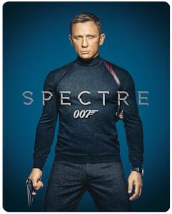 Spectre - Zavvi Exclusive 4K Ultra HD Steelbook (Includes 2D Blu-ray)