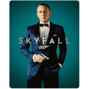 Skyfall - Zavvi Exclusive 4K Ultra HD Steelbook (Includes 2D Blu-ray)