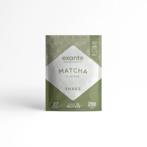 Meal Replacement Matcha Shake