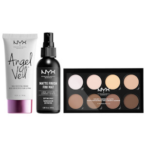 NYX Professional Makeup Vegan Perfect Matte Base - Exclusive