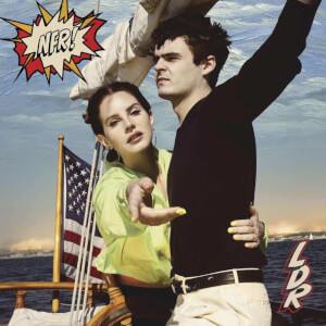 Lana Del Rey - NFR! 2 x LP