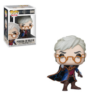 Critical Role: Vox Machina Percival de Rolo Funko Pop! Vinyl Figure