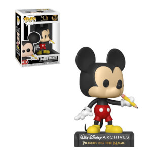 Figura Funko Pop! - Mickey Mouse Clásico - Disney: Archives