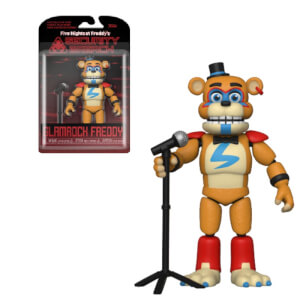 Five Nights At Freddy's - Glamrock Freddy Action Figure