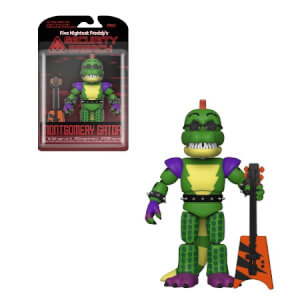 Five Nights At Freddy's Pizza Plex Montgomery Gator Funko Action Figure