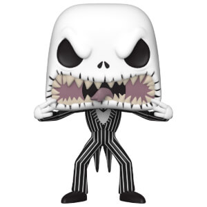Disney Nightmare Before Christmas Jack (Scary Face) Funko Pop! Vinyl