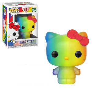 Hello Kitty - Hello Kitty Arcobaleno Figura Funko Pop! Vinyl
