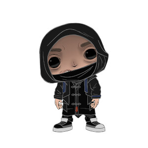 Pop! Rocks Slipknot Sid Wilson Pop! Vinyl Figure