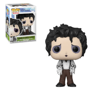 Edward Scissorhands in Dress Clothes Pop! Vinyl Figure