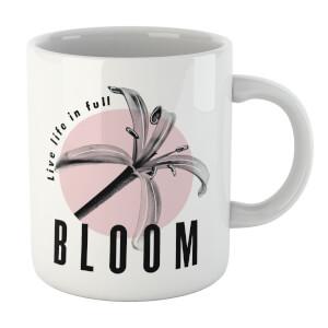 Live Life In Full Bloom Mug