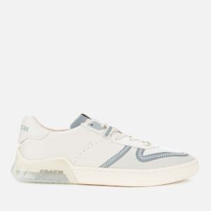 Coach Men's Tech Court Trainers - Chalk