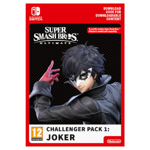 Super Smash Bros. Ultimate - Joker Challenger Pack - Digital Download