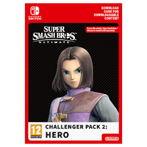 Super Smash Bros. Ultimate - Hero Challenger Pack - Digital Download