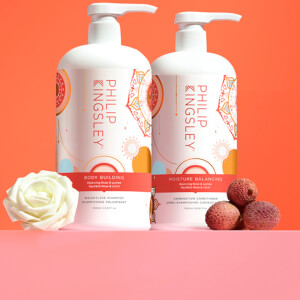 Philip Kingsley Give Your Hair a Rose Limited Edition Bundle (Worth £126)