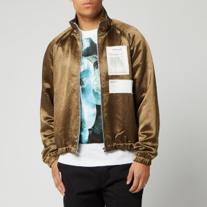 Helmut Lang Men's Warm Up Jacket - Bronze
