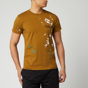 Helmut Lang Men's Standard Painter T-Shirt - Bronze