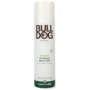 Bulldog Original Foaming Shave Gel 200ml