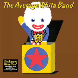 Average White Band - Show Your Hand Clear LP