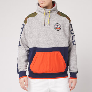 Polo Ralph Lauren Men's Pullover Fleece - Stadium Pepper Heather