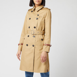 Coach 1941 Women's Icon Trench - Khaki