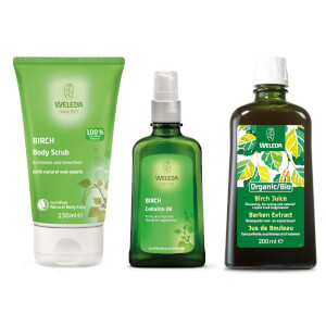 Weleda Purify and Refine Trio