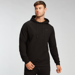 MP Men's Form Pullover Hettegenser – Svart