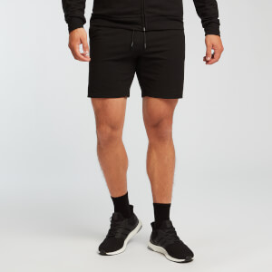 MP Herren Form Sweatshorts - Schwarz