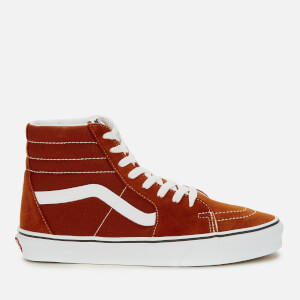 Vans Men's Sk8-Hi Hi-Top Trainers - Picante/True White