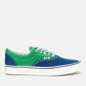 Vans Men's Comfycush Era Lace Mix Trainers - True Blue/Fern Green