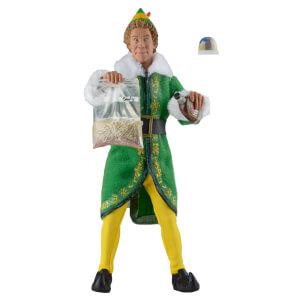 "NECA Elf - 8"" Clothed Figure - Buddy the Elf"