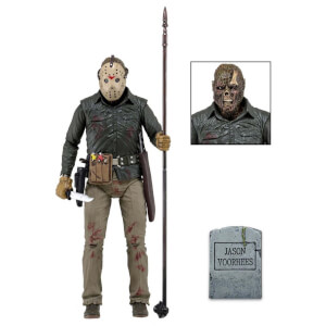 "NECA Friday the 13th - 7"" Action Figure - Ultimate Part 6 Jason"