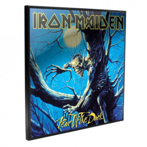 Iron Maiden - Fear Of The Dark Crystal Clear Pictures Wall Art