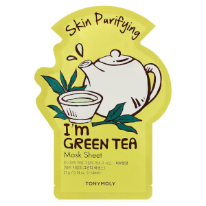 TONYMOLY I'm Green Tea Sheet Mask 21ml