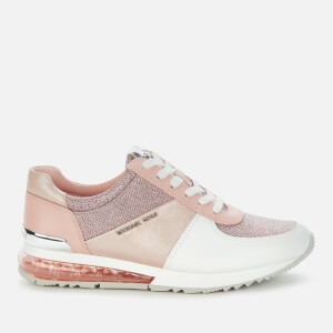 MICHAEL MICHAEL KORS Women's Allie Running Style Trainers - Smokey Rose