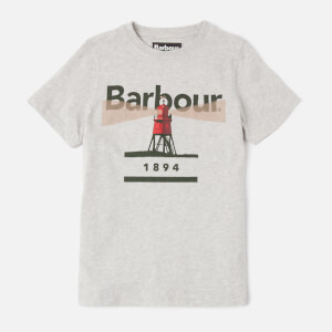 Barbour Boys' Lighthouse T-Shirt - Grey Marl