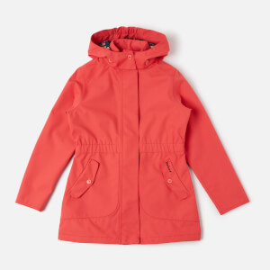 Barbour Girls' Promenade Jacket - Coral