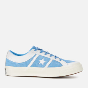 Converse Men's One Star Academy Ox Trainers - Blue/White